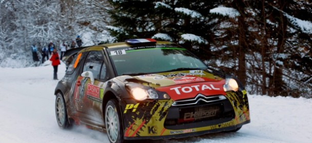 RALLYE MONTE CARLO – JOUR 4 / POWER ON !