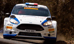 Ford Racing Fiesta R5